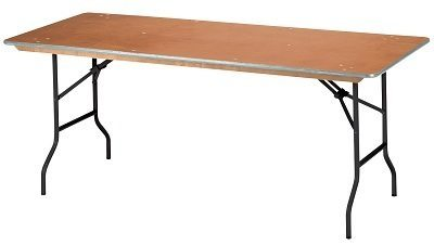 8ft x 2ft Trestle Table