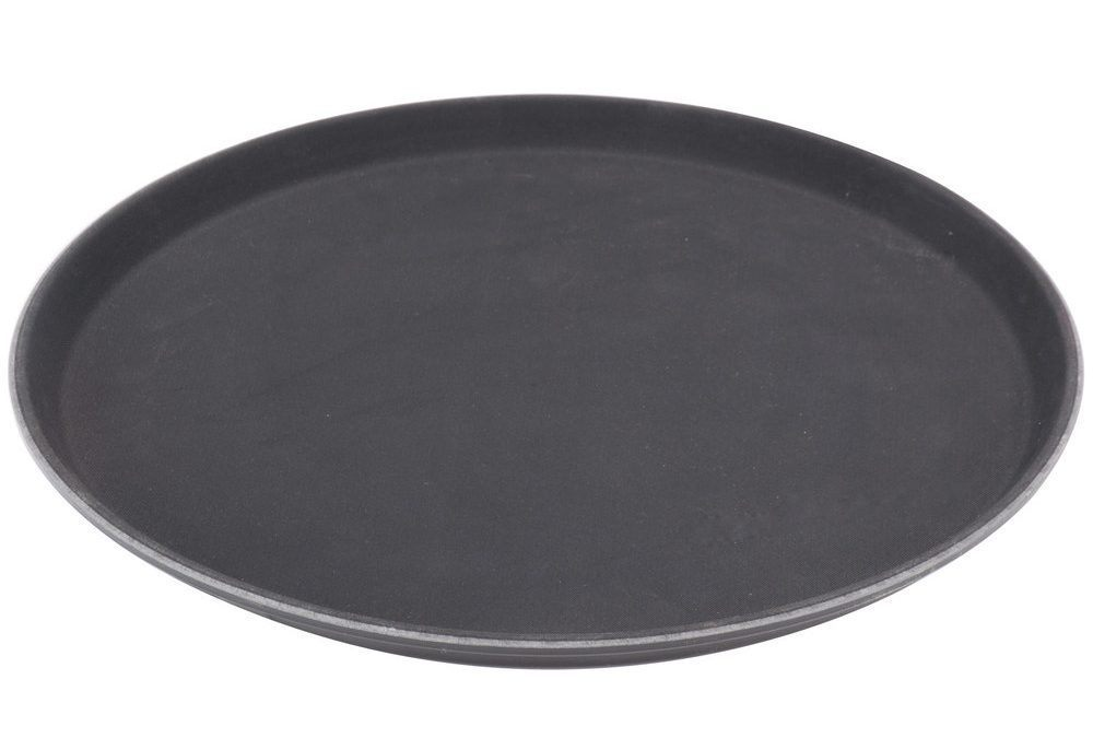 Black Non Slip Trays
