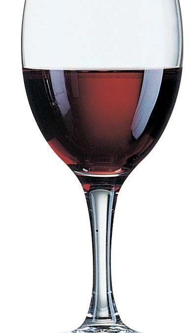 Elegance Wine Glass 8oz