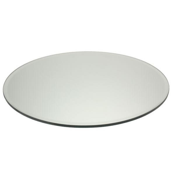Round Mirror Bases