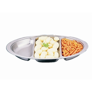 3 Part veg dish