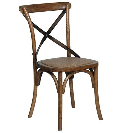 Etain Cross back chair