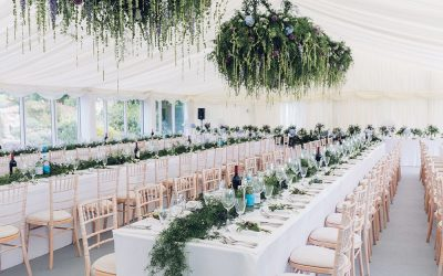 Have you Considered a Marquee Wedding?